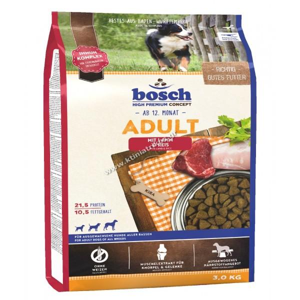 bosch 'Adult Lamb & Rice', 3Kg