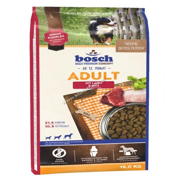 bosch 'Adult Lamb & Rice', 15Kg