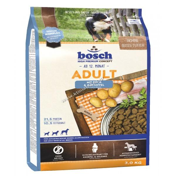 bosch 'Adult Fish & Potato', 3Kg