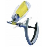 Σύριγγα 'Eco-Matic', Luer Lock, αυτόματη, για μπουκάλι, 2ml