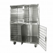 Hospitalization cages