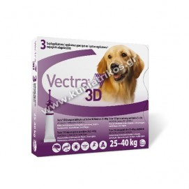 Antiparasitic pipettes 'Spectra 3d Spot-on Dog', Large, 3pcs
