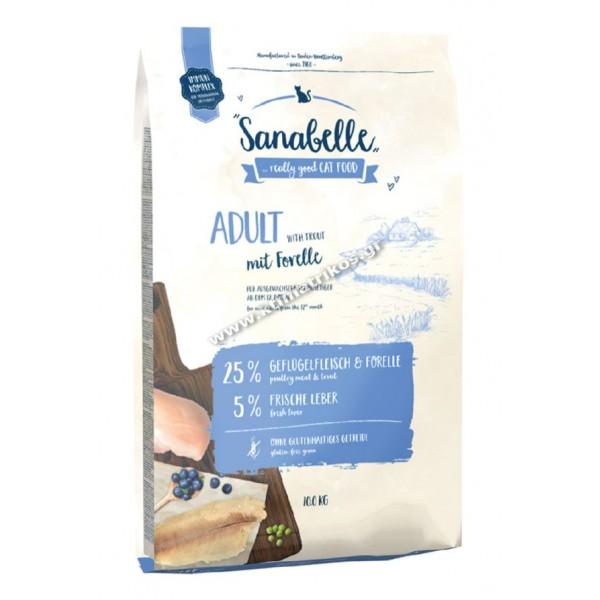 Sanabelle'Adult Trout', 10Kg
