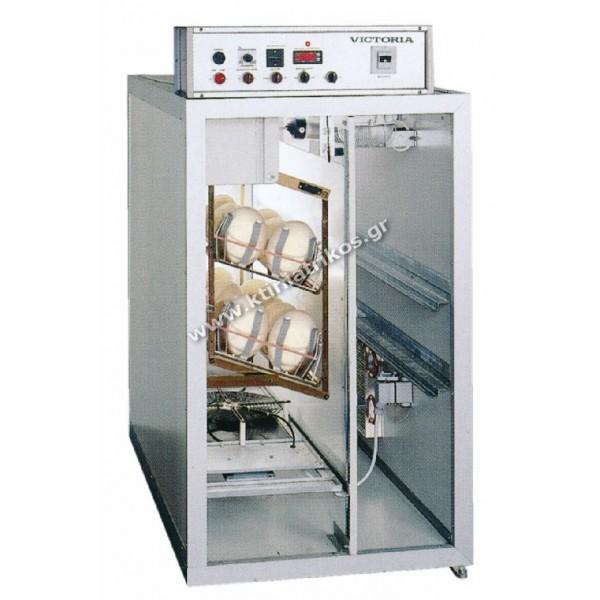 Εκκολαπτική μηχανή στρουθοκαμήλων, αυτόματη, FIEM 'I7 SH', 63 αυγών