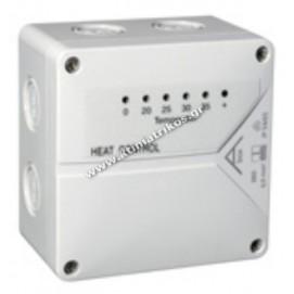Θερμοστάτης θερμαινόμενων δαπέδων, 2200Watt