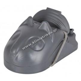 Ποντικοπαγίδα (φάκα) πλαστική, μικρή