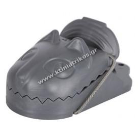 Ποντικοπαγίδα (φάκα) πλαστική, μεγάλη