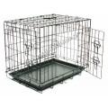 Κλουβί σκύλου, συρμάτινο, Medium