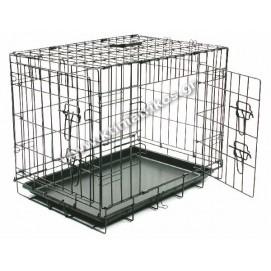 Κλουβί σκύλου, συρμάτινο, Large