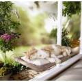 Κρεβάτι γάτας για παράθυρο